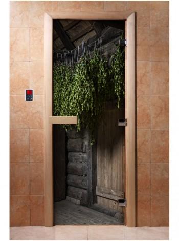 Дверь с фотопечатью A002