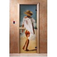 Дверь с фотопечатью A013