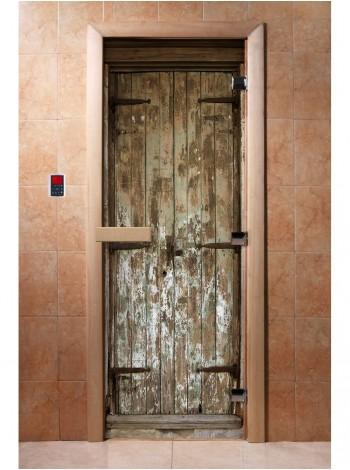Дверь с фотопечатью A028