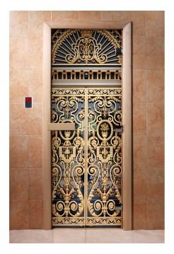 Дверь с фотопечатью A029