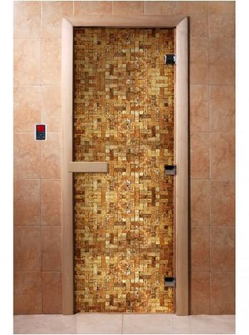 Дверь с фотопечатью A054