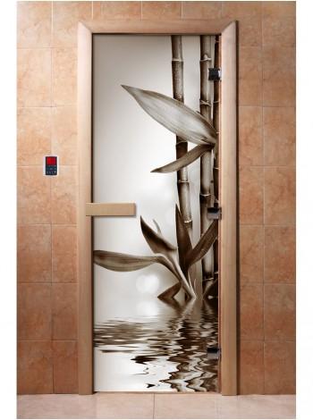 Дверь с фотопечатью A057