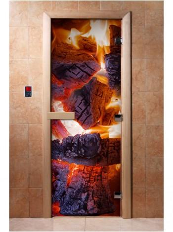 Дверь с фотопечатью A060