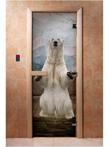 Дверь с фотопечатью A063