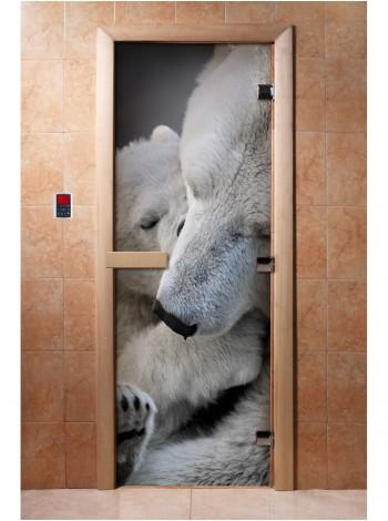 Дверь с фотопечатью A066
