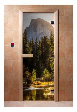 Дверь с фотопечатью A090