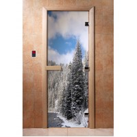 Дверь с фотопечатью A095
