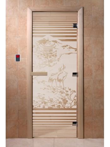 """Дверь """"Япония сатин"""""""
