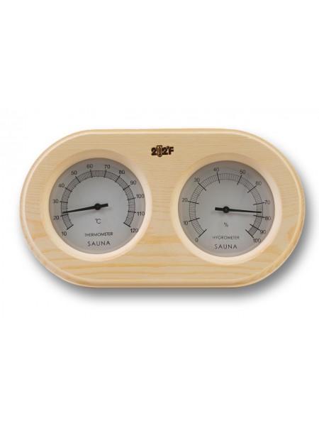 Термогигрометр DW-217