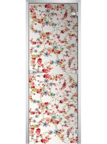Стеклянное полотно с фотопечатью Textures-03