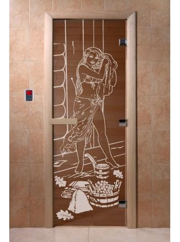 """Дверь """"Дженифер бронза"""""""