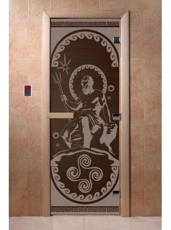 """Дверь """"Посейдон черный жемчуг"""""""