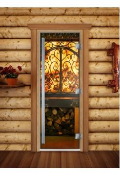 Дверь Престиж Фотопечать А041