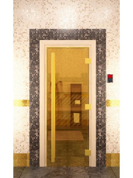 Дверь Престиж Золото