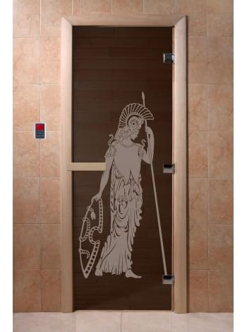 """Дверь """"Рим черный жемчуг"""""""