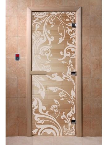 """Дверь """"Венеция прозрачная"""""""