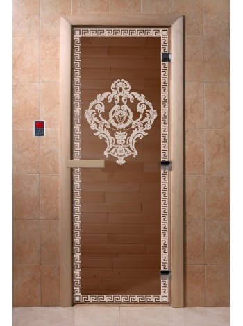 "Дверь ""Версаче бронза"""
