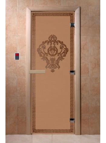"""Дверь """"Версаче бронза матовая"""""""