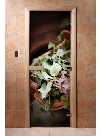 Дверь с фотопечатью A008