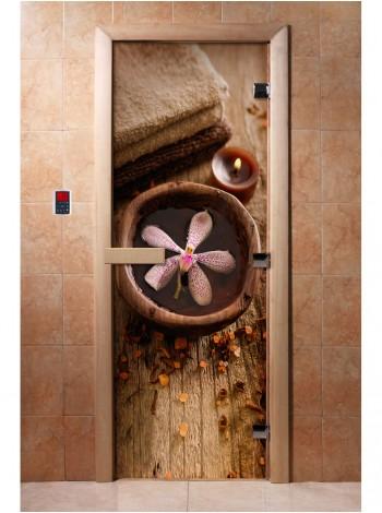 Дверь с фотопечатью A009