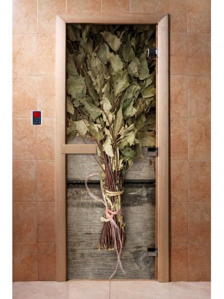 Дверь с фотопечатью A011
