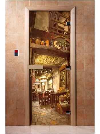 Дверь с фотопечатью A035
