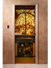 Дверь с фотопечатью A041