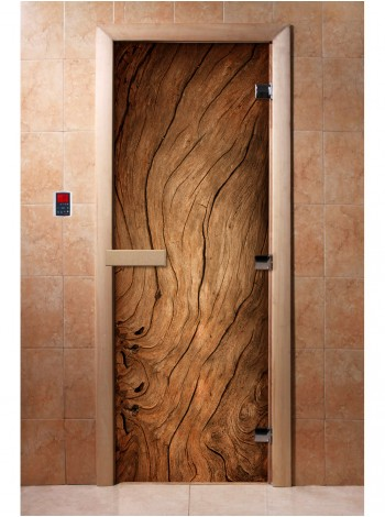 Дверь с фотопечатью A052