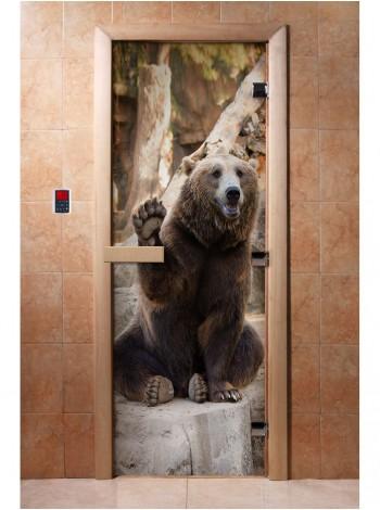 Дверь с фотопечатью A061