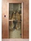 Дверь с фотопечатью A071