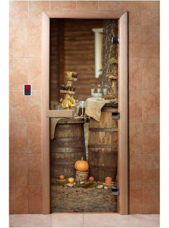 Дверь с фотопечатью A073