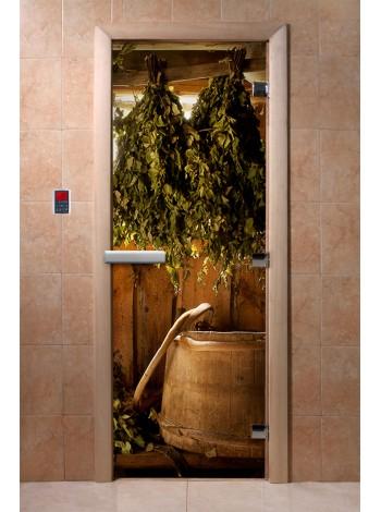 Дверь с фотопечатью A098