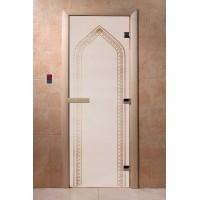 """Дверь """"Арка сатин"""""""