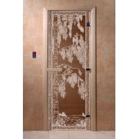 "Дверь ""Березка бронза"""