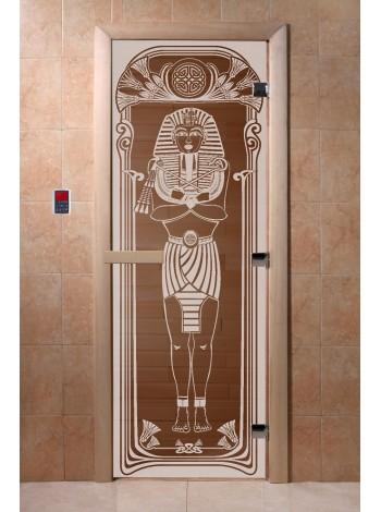 """Дверь """"Египет бронза"""""""