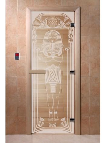 """Дверь """"Египет прозрачная"""""""