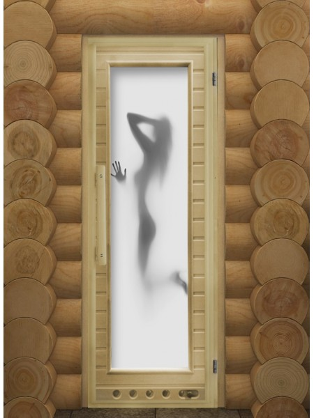 """Дверь """"Элит Люкс Искушение"""" с Фотопечатью"""