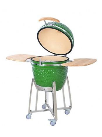 """Гриль Kamado Classic 21"""" ( диаметр 53 см) зеленый"""