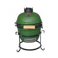 "Kamado Tabletop 13"" (диаметр 33 см) настольный зеленый"