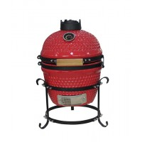 "Kamado Tabletop 13"" (диаметр 33 см) настольный красный"