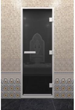"""Дверь """"Хамам Черный жемчуг"""""""