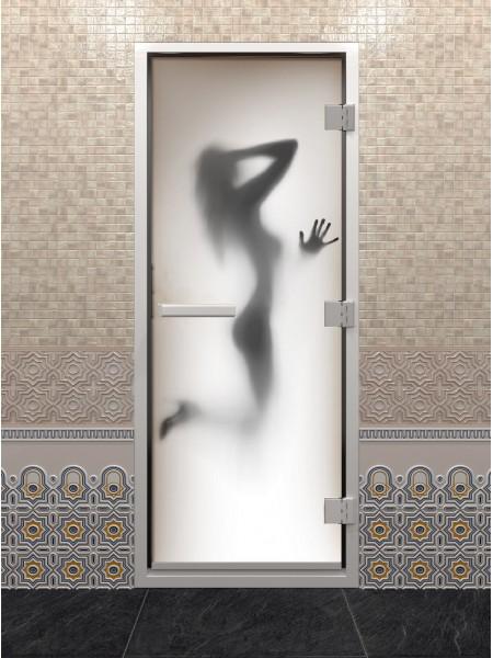 """Дверь """"Хамам Фотопечать"""""""