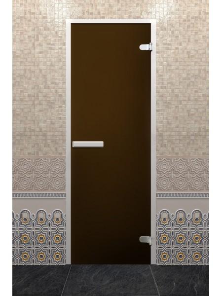 """Дверь """"Хамам Лайт"""""""