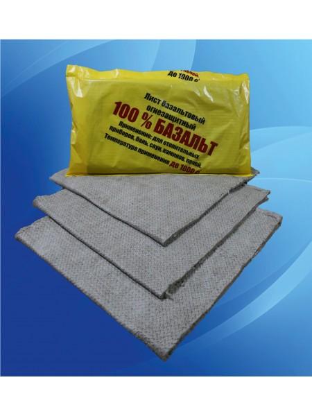 Базальтовый лист (упаковка 2 листа)