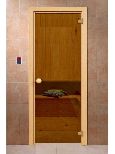 """Дверь """"Классика 1900*700"""" Механическое закрывание"""