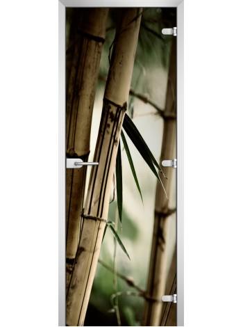 Стеклянное полотно с фотопечатью Forest-19