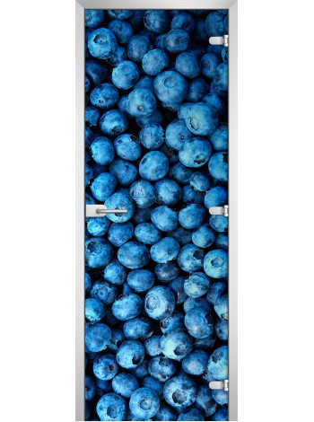 Стеклянная межкомнатная дверь Fruite-03