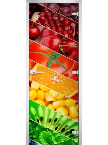 Стеклянное полотно с фотопечатью Fruite-05