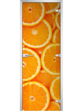Стеклянная межкомнатная дверь Fruite-10