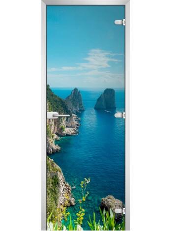 Стеклянное полотно с фотопечатью Nature-11